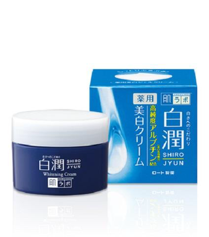 Shirojyun Whitening Cream With Arbutin - 50g