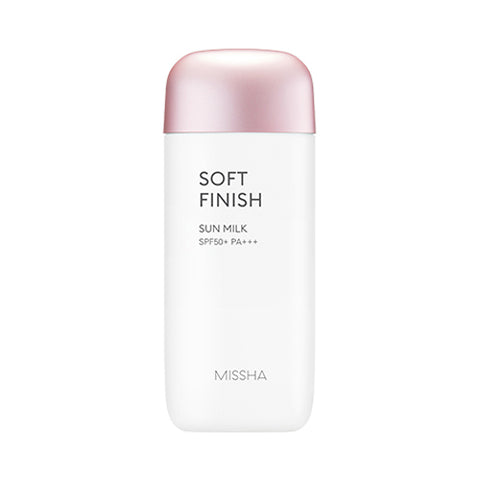 All Around Safe Block Soft Finish Sun Milk (SPF50+ PA+++) - 70ml - CORAL