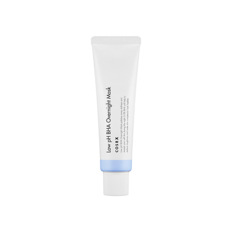 Low pH BHA Overnight Mask - 50ml - CORAL