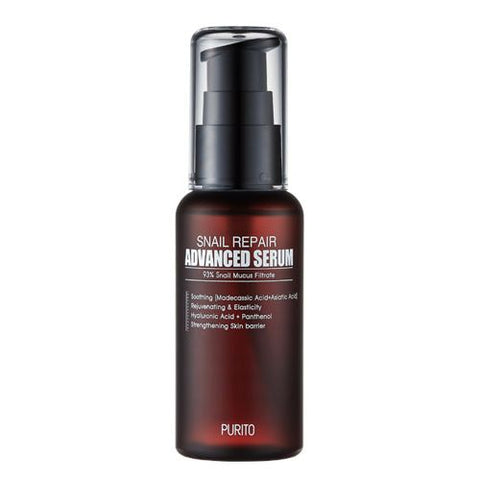 Snail Repair Advanced Serum - 60ml - CORAL