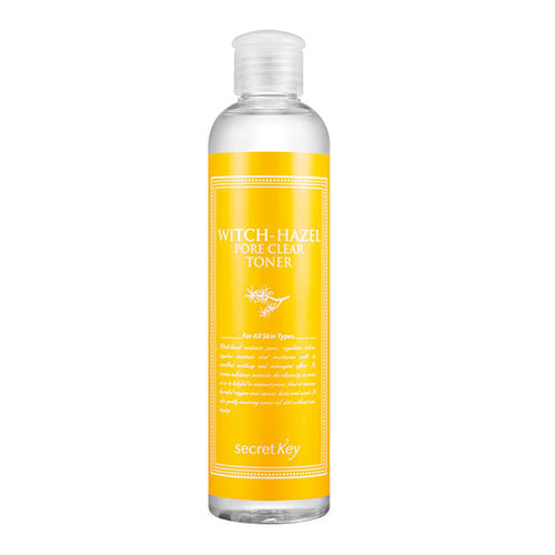 Witchhazel Pore Clear Toner - 248ml - CORAL