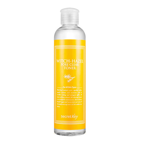 SECRET KEY Witchhazel Pore Clear Toner - 248ml - CORAL