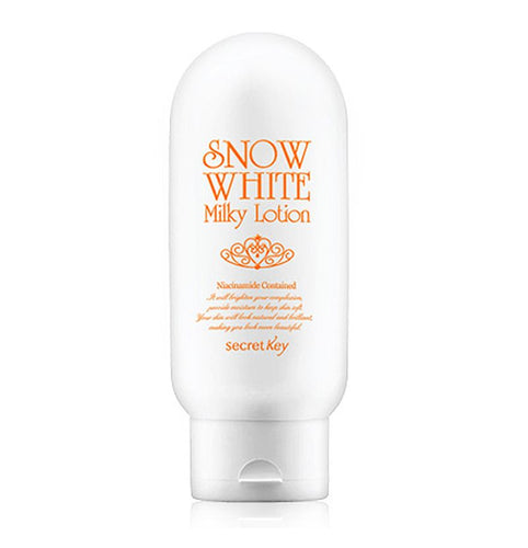 Snow White Milky Lotion - 120ml - CORAL
