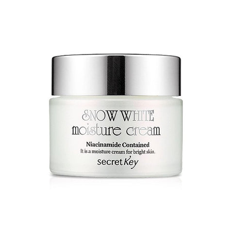 Snow White Moisture Cream - 50g - CORAL