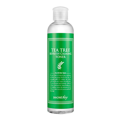 Tea Tree Refresh Calming Toner - 248ml - CORAL