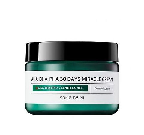 AHA-BHA-PHA 30 Days Miracle Cream - 60g - CORAL