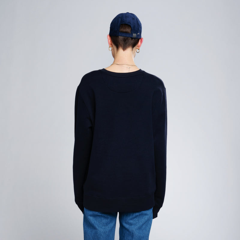 Free Spirit Company Sweater - Navy