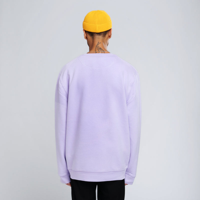 Paradiso Sweater - Light-Purple