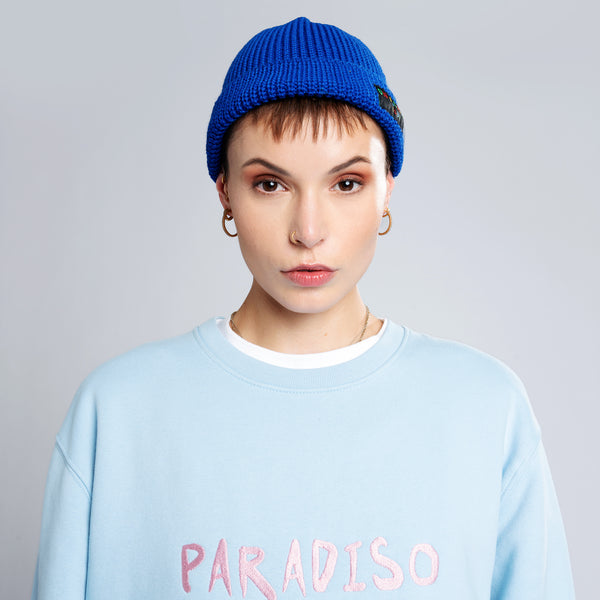 Paradiso Sweater - Light-Blue