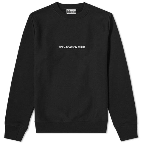 On Vacation Club Chest Sweater
