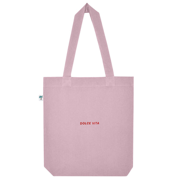 Dolce Vita Shopping Bag - Rose