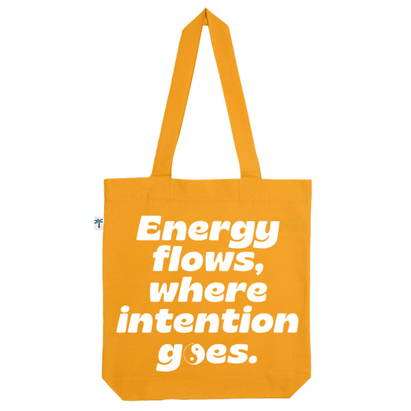 Energy Flow Shopping Bag - Sunshine