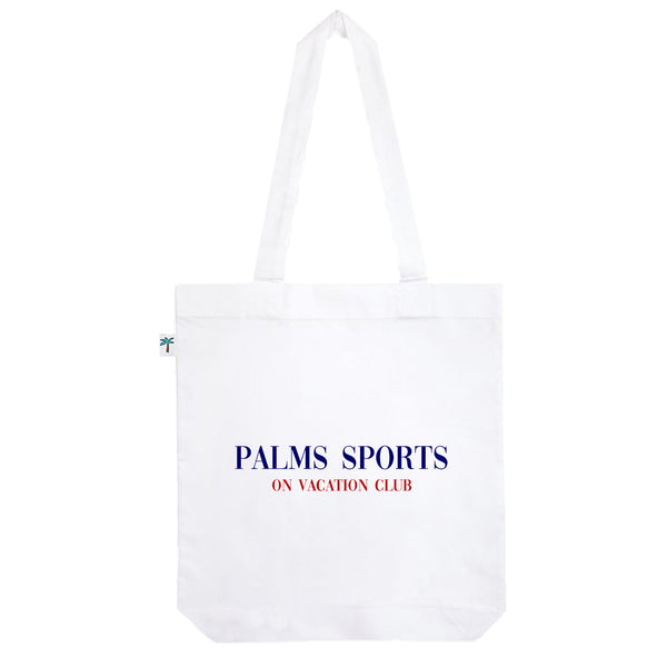 Palms Sports Shopping Bag - White