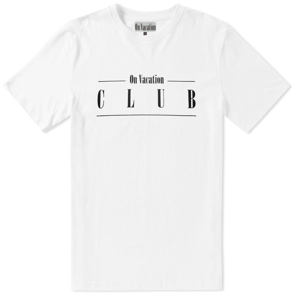 On Vacation Vintage Club T-Shirt