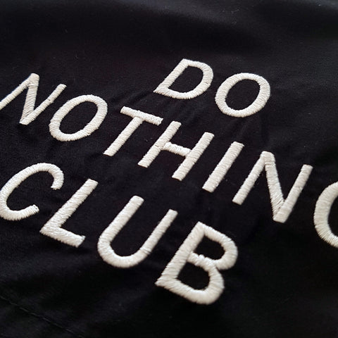 Do Nothing Club Swim Shorts