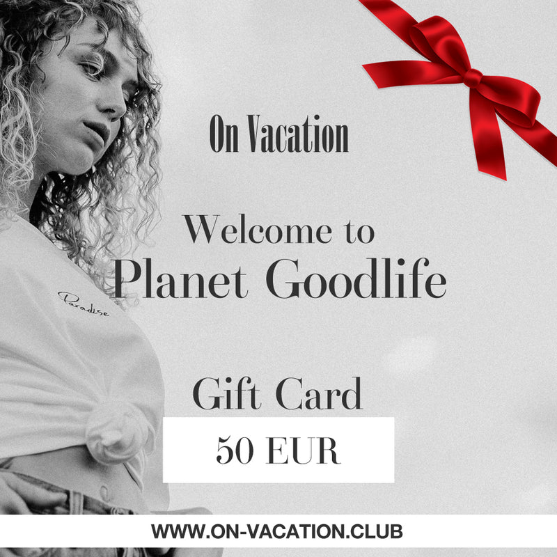 On Vacation Gift Card