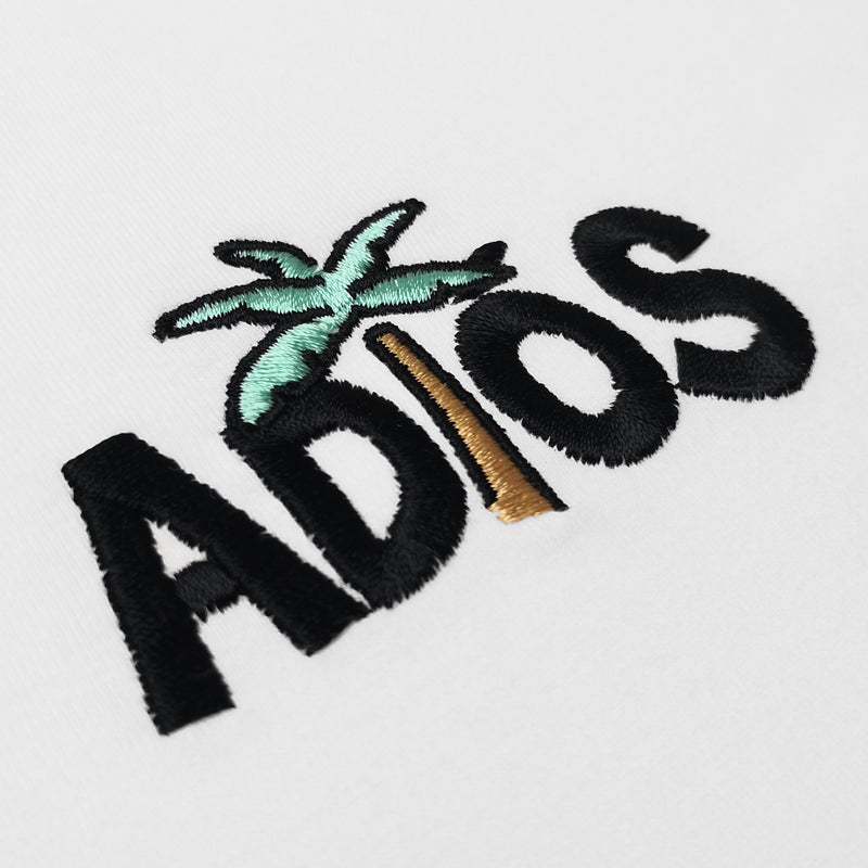 Adios T-Shirt - White