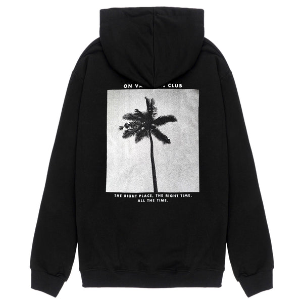 All The Time Hoodie - Black