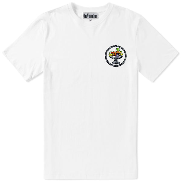 Fruit Basket T-Shirt - White