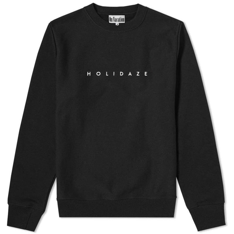 Holidaze Sweater Black