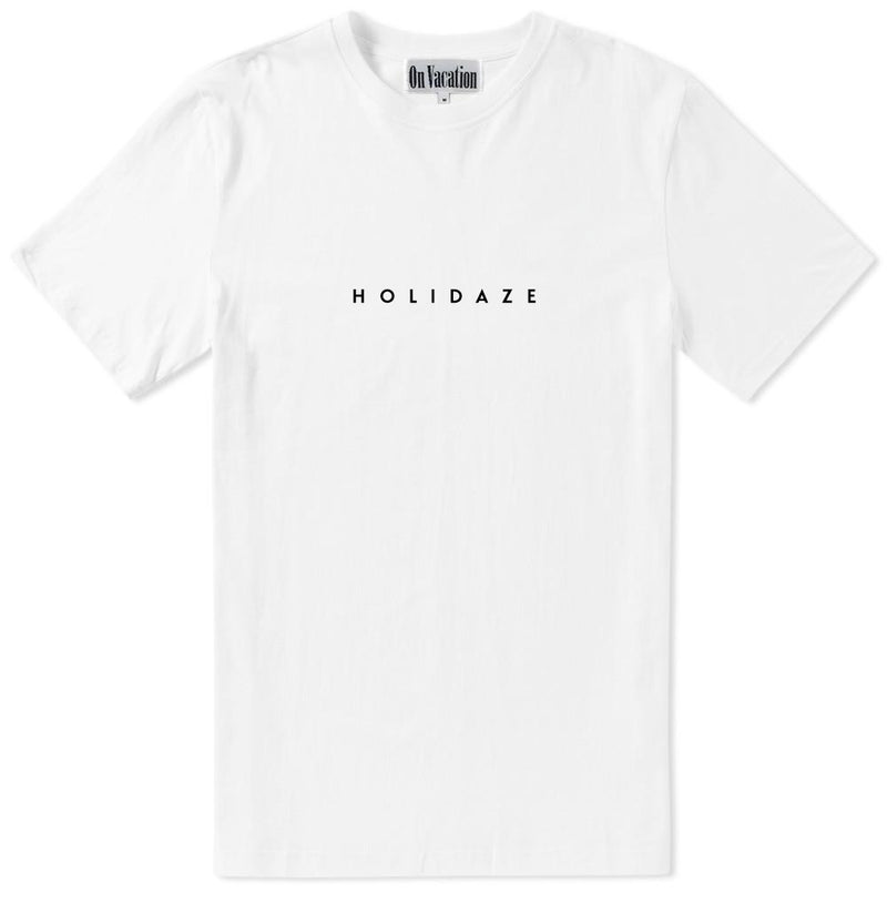 Holidaze T-Shirt - White