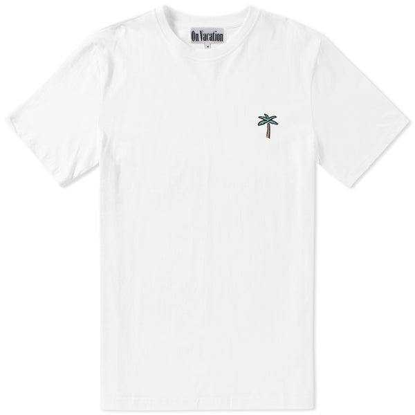Retro Palms T-Shirt - White