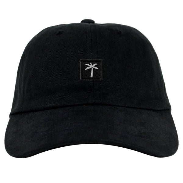 Palms Patch Cap - Black