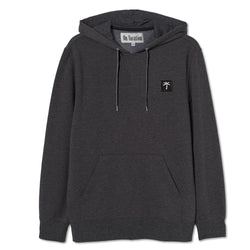 Palms Patch Hoodie - Dark-Grey