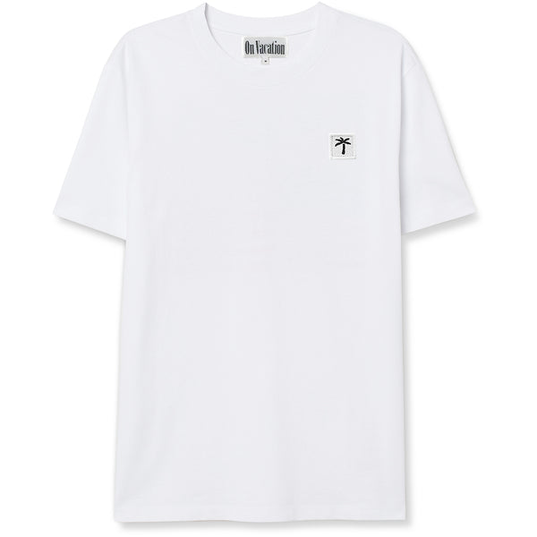 Palms Patch T-Shirt - White