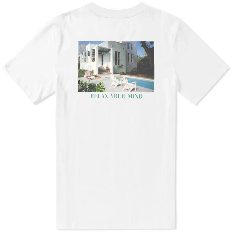 Relax Your Mind T-Shirt - Pool