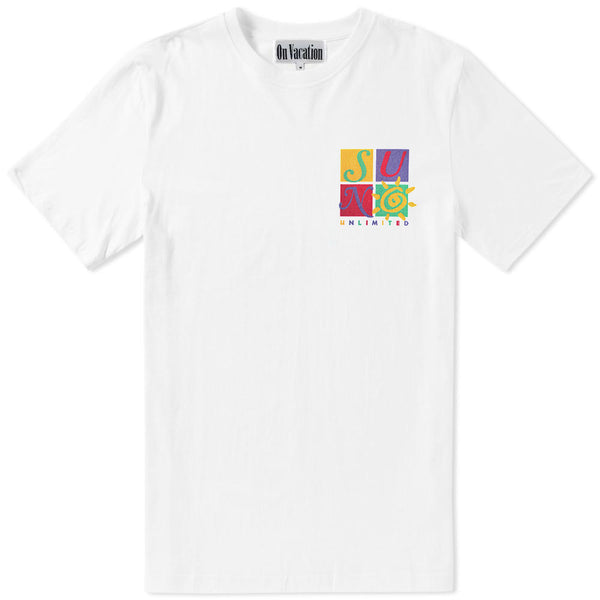 Sunshine Unlimited T-Shirt White