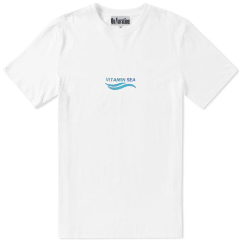 Vitamin Sea T-Shirt - White