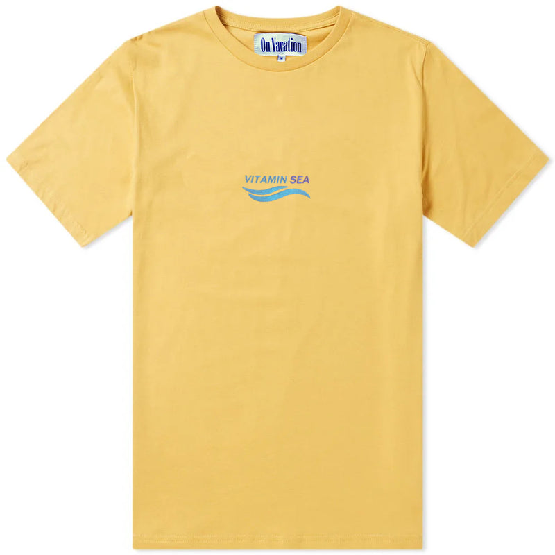 Vitamin Sea T-Shirt - Peach