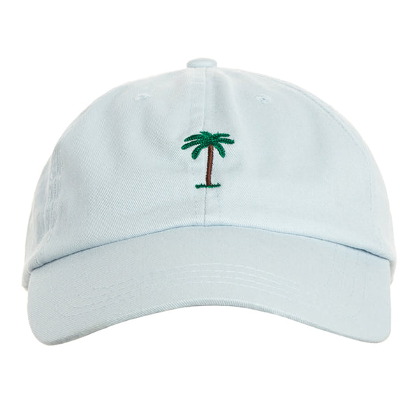 Palms Cap Sky Blue