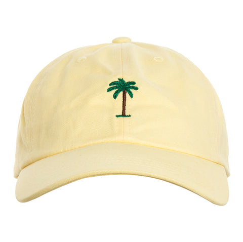 Palms Cap Sunshine Yellow