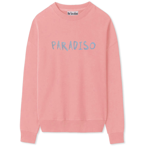 Paradiso Sweater - Rose
