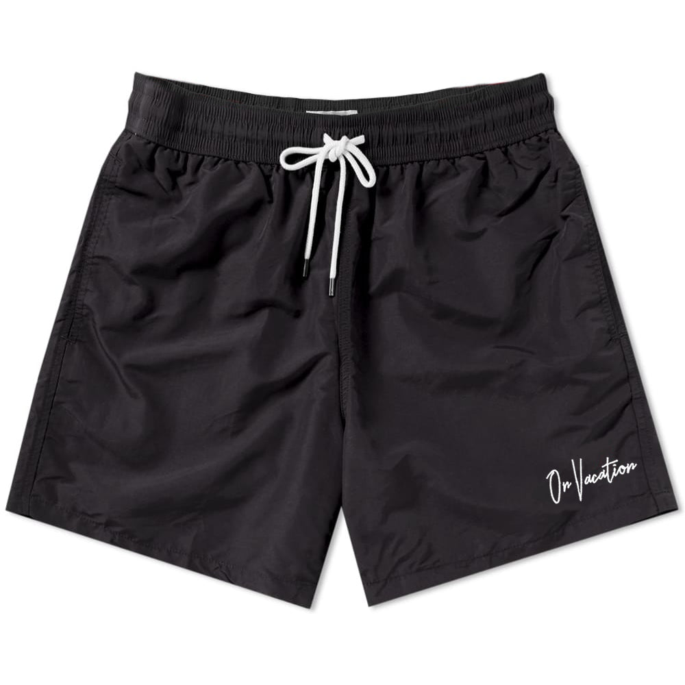 On Vacation Signature Swim Shorts