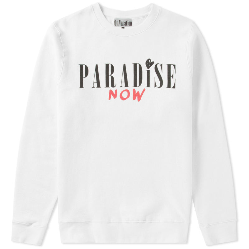 On Vacation Paradise Now Sweater