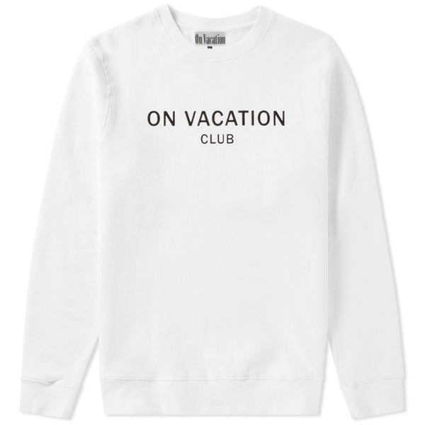 On Vacation Club Sweater