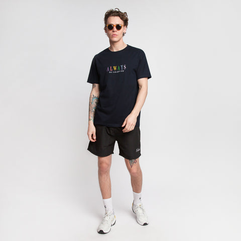 Always On Vacation T-Shirt Navy