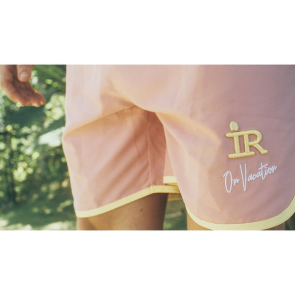 On Vacation Swim Shorts Limited Edition