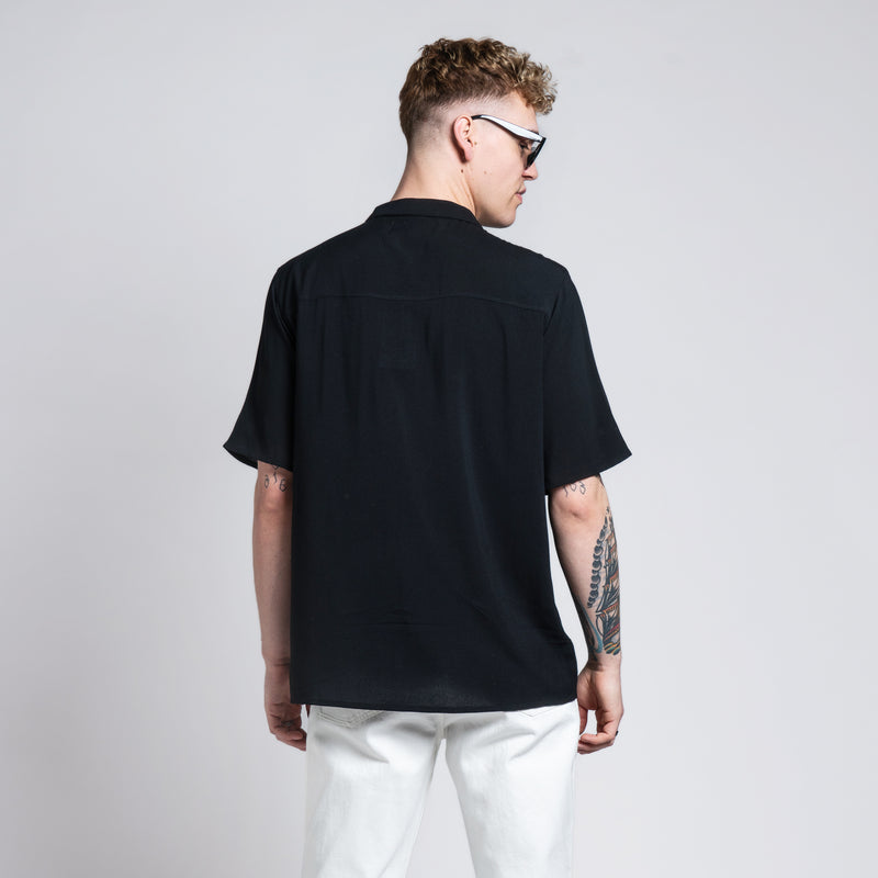 Paradise Resort Shirt - Black