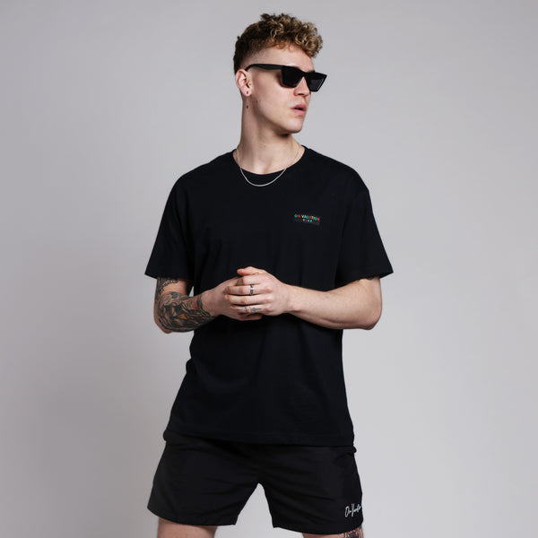 Color Club T-Shirt - Black