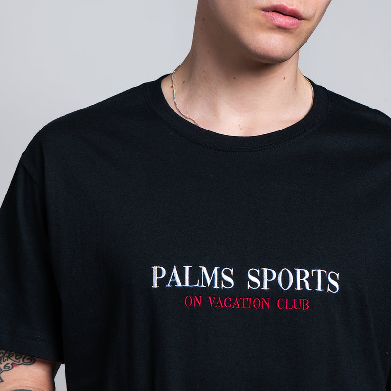 Palms Sports T-Shirt - Black