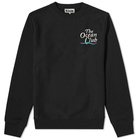 Ocean Club Sweater Black