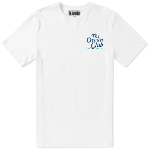 Ocean Club T-Shirt White