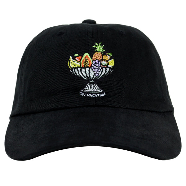 Fruit Basket Cap - Black