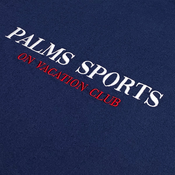 Palms Sports Shopping Bag - Navy