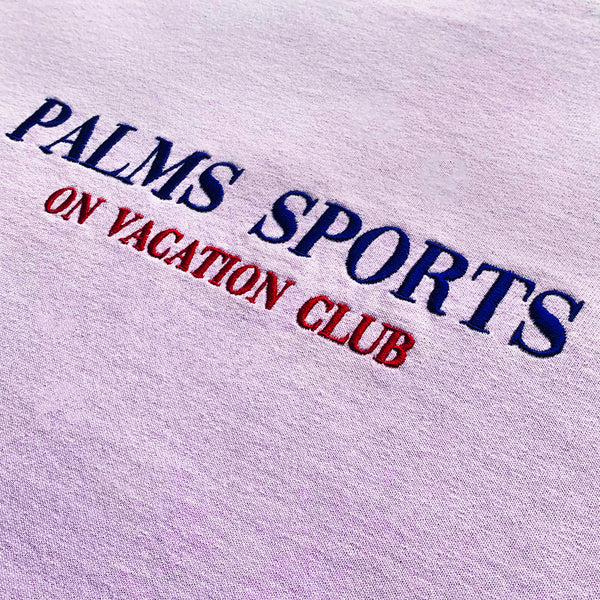 Palms Sports T-Shirt - Light-Purple