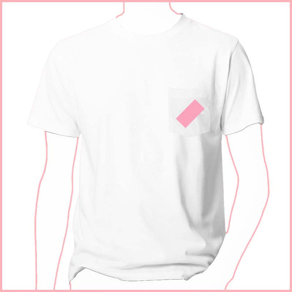 Sleep Sound Mens Tee Pink